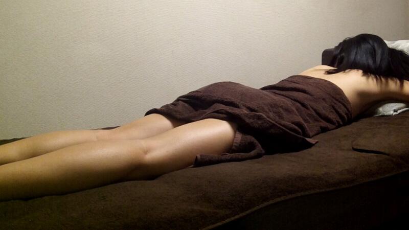 【性感帯開発】胸がコンプレックスな理系女子みかさん30歳2回目の施術